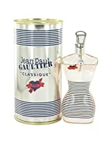 JEAN PAUL GAULTIER  Jean Paul Gaultier In Love 3.3 oz Eau De Toilette Spray (The Sailer Girl Collector)
