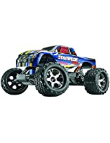 Traxxas 36076-3 1/10 Stampede VXL RTR with Stability Management, Colors May Vary
