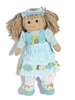 My Doll Stoffpuppe Kiwi (gelb/himmelblau)