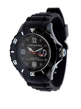 MUSAVENTURA Reloj Sw Negro
