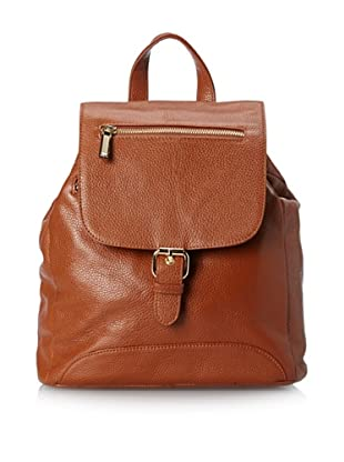 Zenith Women's Casual Backpack, Cognac