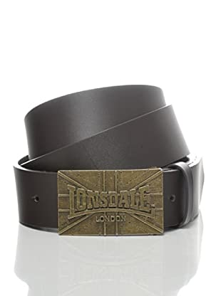 Lonsdale London Cintura Chuck (Marrone scuro)