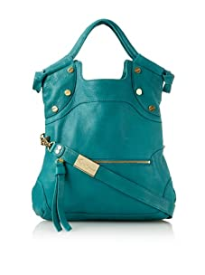 Foley + Corinna Women's FC Lady Tote, Turquoise