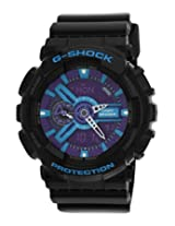 G-Shock Analog-Digital Purple Dial Men's Watch - GA-110HC-1ADR (G332)