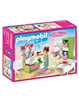 Playmobil Vintage Bathroom Playset