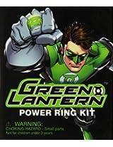 Green Lantern Power Ring Kit (Mega Mini Kits)