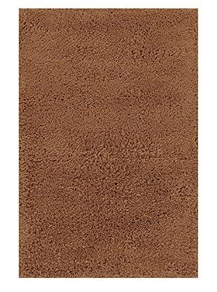 Momeni Comfort Shag Rug, Rust, 5' x 7'