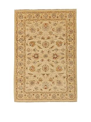 Design Community By Loomier Teppich Ozbeki Ziegler A beige 121 x 178 cm