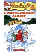 A Cheese-Colored Camper: 16 (Geronimo Stilton)
