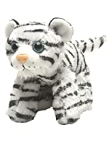 Wild Republic Hug Ems White Tiger Plush Toy