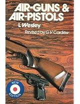 Air Guns and Air Pistols