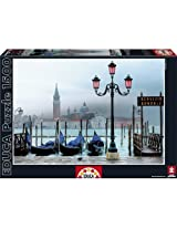 Educa 1500 Piece Venice At Dusk Puzzle By Educa