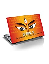 "Monika Creations Jai Mata Di-The goddeess of power against the evil force 15.6 inch Laptop Skin, Fits for 13.3"", 14"", 15"", 15.6"", 16"" Screen(BUY 2 AND GET 1 FREE)"