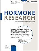 Juvenile Idiopathic Arthritis: Clinical Picture, Mechanisms of Disease and Effects of Growth Hormone Treatment: Experts Conference, Chantilly, May ... Hormone Research 2009, Vol. 72, Suppl. 1