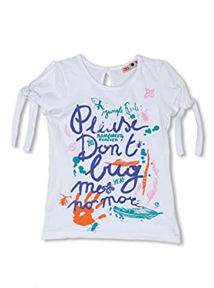 CKS Kids Camiseta Fayette (Blanco)