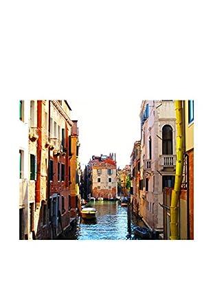 LegendArte  Wandbild Gasse in Venedig