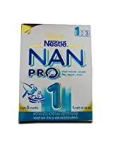 Nestle Nan Pro Stage 1 Refill Upto 6Months 400G