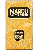 Marou Dong Nai 72%, Single Origin Dark Chocolate, 80g