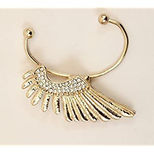 Vintage Angel Wing Ear Cuff