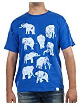 OneForBlue Men's Spirited Stride Tee - S
