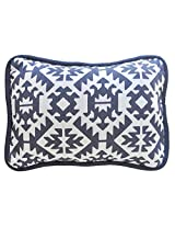 New Arrivals Arizona Accent Pillow, Navy