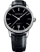 Louis Erard Analog Black Dial Men Watch - 69266AA12.BDC82