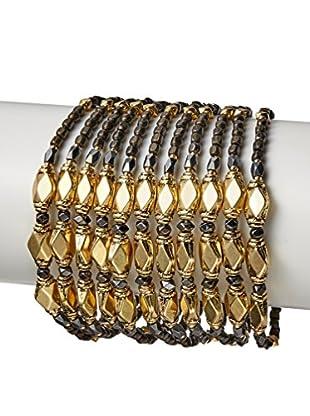 Nakamol Czech Crystal Bracelet