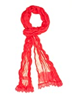 Springfield Foulard Liso Crochet (Rosa)