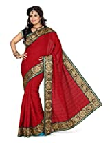 BHAGALPURI SILK Party wear De Marca 160 B Saree