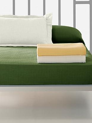 Colcha Algodón (Verde)