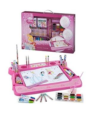 Kidzcorner Set para colorear 100 piezas Princesas