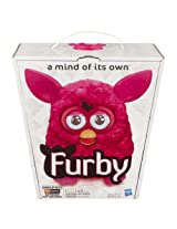Furby 2012 Pink With Aa Batteries