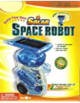 Build Your Own Solar Space Robot