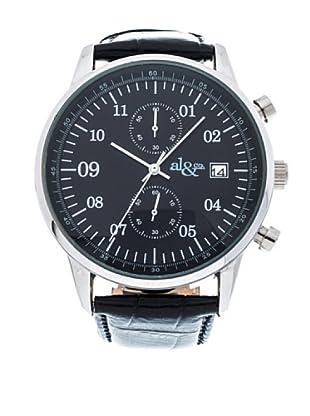 al&co Reloj Belvedere Negro