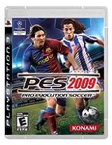 Pro Evolution Soccer 09 - Playstation 3