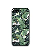 Jagzee Banana Leaves Case For iPhone 5