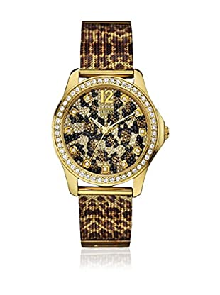 Guess Reloj de cuarzo Woman Amarillo 40 millimeters