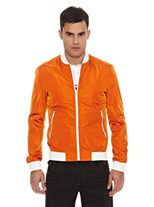 D&G Cazadora Impermeable Quentino (Naranja)