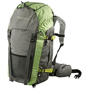 Quechua Hiking Backpack 60L (Green)