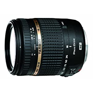 【クリックで詳細表示】Tamron AF 18-270mm f/3.5-6.3 Di II VC PZD LD Aspherical IF Macro Zoom Lens with Built in Motor for Nikon DSLR Cameras