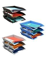 Solo Paper & File Tray (3 Piece Set)