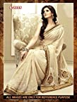 New Designer Indian Ethnic Party Wedding Wear Women's Saree at craftsvilla With Blouse S-2035
