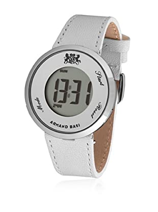 Armand Basi Reloj Milky Blanca