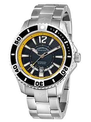 STÜRLING ORIGINAL 161B4.331165 - Reloj de Caballero movimiento de cuarzo con brazalete metálico