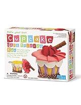 Toysmith 4M Make Your Own Cupcake Felt Trinket Box