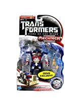Transformers 3 Dark Of The Moon Exclusive Deluxe Action Figure Optimus Prime