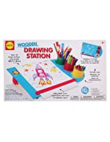 ALEX Toys Artist Studio Wooden Drawing Station