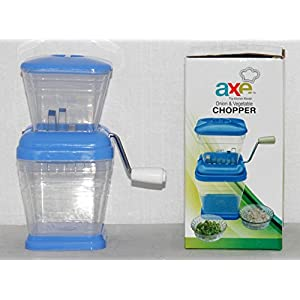 axe onion & vegetable chopper (multicolor)