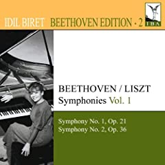 Idil Biret Beethoven Edition 2: Symphonies