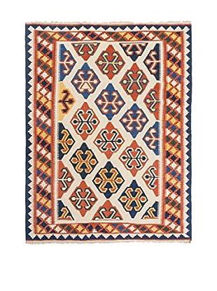 NAVAEI & CO. Teppich mehrfarbig 195 x 151 cm